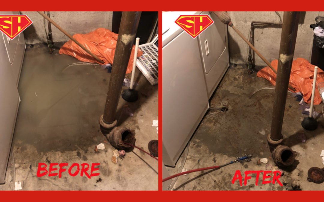 Drain & Sewer Cleaning Experts in Calgary